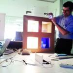 iLumtech prototyping mock ups