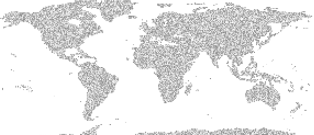 World map_iLumTech list of distributors